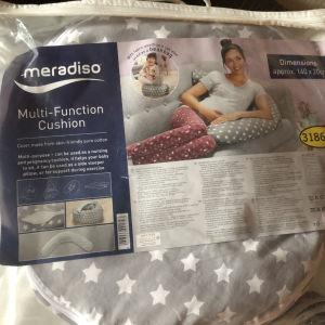 meradiso μαξιλαρι θηλασμού εγκυμοσύνης πουφ