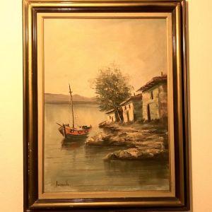 πίνακας ζωγραφικης Αναστασιαδη