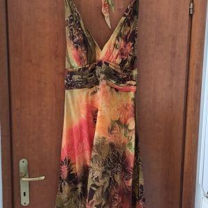 "Charly floral φόρεμα για ""καλή περίσταση"" σε μέγεθος 50/ Medium"