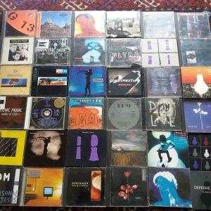 Depeche Mode cd collection & VHS