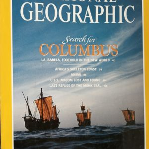 National Geographic American edition