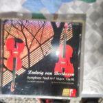 CD BETHOVEN SYMPHONY NO 8 IN F MAJOR OP 93