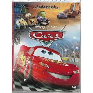 DVD / CARS /  ORIGINAL DVD