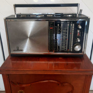 GRUNDING ραδιόφωνο παγκόσμιου λήψεων