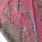 Vintage ελληνικό παραδοσιακό χαλί 1950