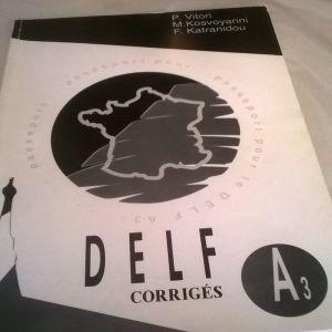 Delf Corriges A3