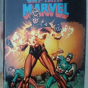 Essential Captain Marvel (Vol.1) [Marvel]