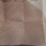 Καμβάς για μαξιλάρι Latch hook και μετρητό σχέδιο
