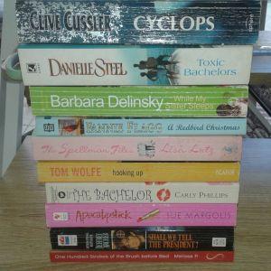10 βιβλία στα αγγλικά - 12 ευρώ όλα μαζί