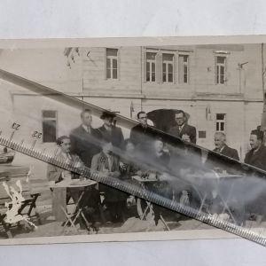 ΚΕΡΚΥΡΑ - 3/2/1937 - ΑΓΡΟΝΟΜΟΙ ΚΑΙ ΕΠΙΦΑΝΕΙΣ ΠΟΛΙΤΕΣ ΤΗΣ ΔΗΜΟΣΙΑΣ ΔΙΟΙΚΗΣΗΣ ΚΕΡΚΥΡΑΣ