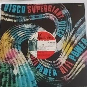 Disco Supergiant βυνίλιο