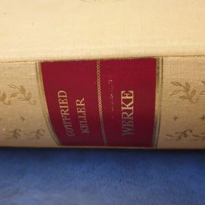 Gottfried Keller Werke