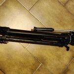 Τρίποδο κάμερας Velbon DV-48 με βάση Velflo 8 PH-258