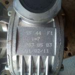 γωνιακός ΜΕΙΩΤΗΡΑΣ bonfiglioli vf44 P63 B5 B3  καινούριος