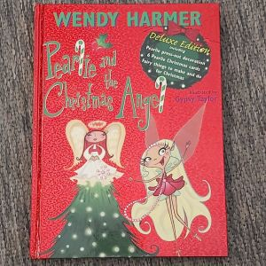 WENDY HARMER - PEARLIE AND THE CHRISTMAS ANGEL deluxe edition 2008