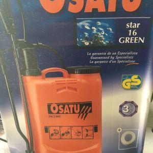 Ψεκαστήρας προπιέσεως OSATU star 16lt  GREEN