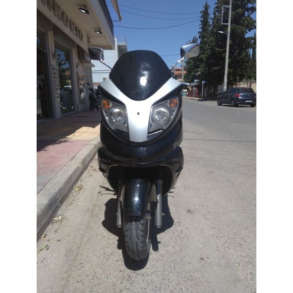polite scooter 250cc montelo  10/2010