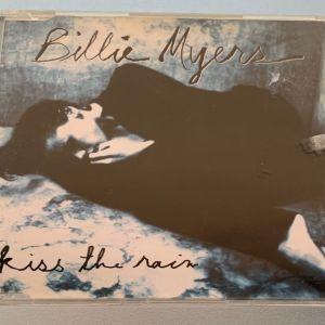 Billie Myers - Kiss the rain 4-trk cd single