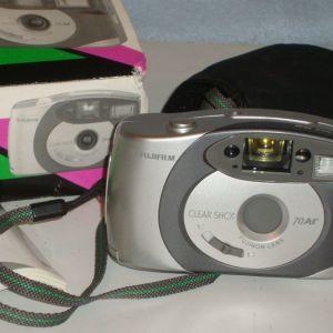 FUJIFILM CLEAR SHOT 70AF φωτογραφική μηχανή