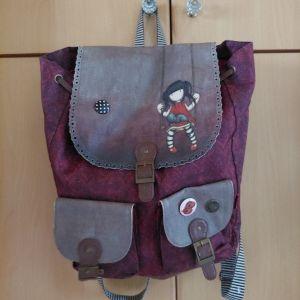 τσάντα παιδική σαντορο