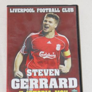 Steven Gerrard: H Ιστορία μου (DVD)