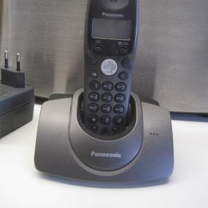 Panasonic KX-TG1100GR Γκρι Ασυρματο Τηλεφωνο.