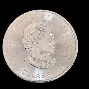 Καναδάς 1 oz silver 2016
