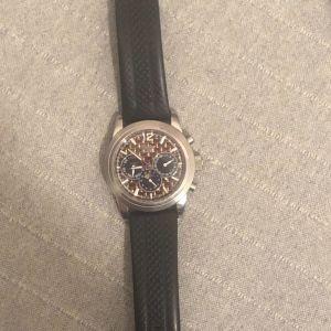 Ρολόι χειρός αυτόματο χρονογραφος