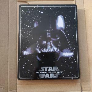 Star Wars The Empire Strikes Back Blu-ray Steelbook (Δεν περιέχεται η ταινία)