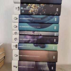 Ρώσοι Λογοτέχνες συγγραφείς σειρά από το βήμα σειρά 10 βιβλίων