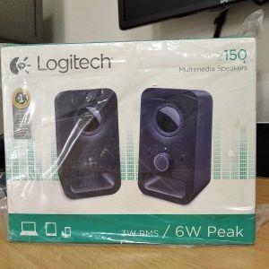 Ηχεία Logitech Z150 Καινούρια σφραγισμένα στο κουτί!