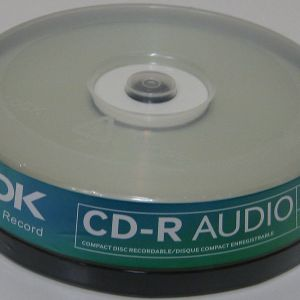 TDK CDR-80 AUDIO P10 (CAKE)