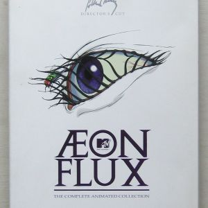 Aeon Flux - The Complete Animated Collection (Director's Cut) - 3 DVD
