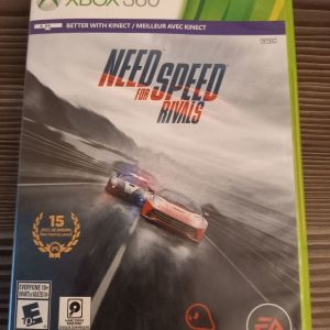 Need for speed rivals για xbox360