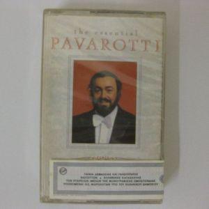 "PAVAROTTI""THE ESSENTIAL"" - ΚΑΣΕΤΑ"