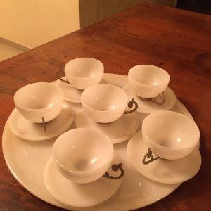 Σετ φλιτζανακια του καφε