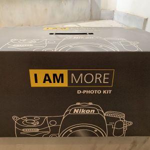 DSLR Nikon D3400 kit