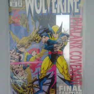 Marvel Comics: Wolverine #85