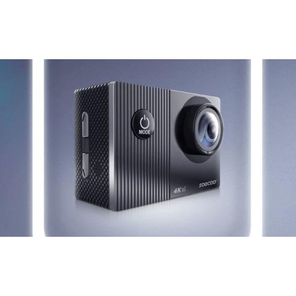 sfragismeni SOOCOO F91R Ultra HD 4K 60fps Remote Control WIFI Action Camera
