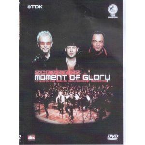 DVD / SCORPIONS / MOMENT OF GLORY / ORIGINAL DVD
