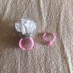 Barbie δαχτυλίδια