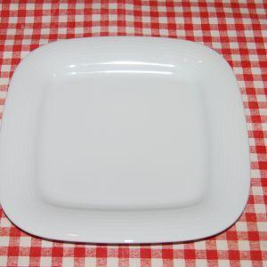 24 Πιάτα Costaverde Τετράγωνα