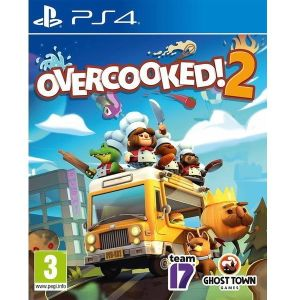 Overcooked 2 για PS4 PS5