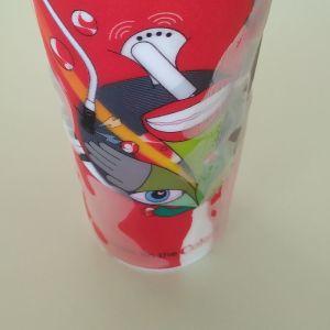 Συλλεκτικο ποτηρι Coca cola