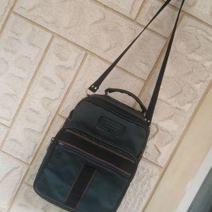 Βινταζ Ανδρική Τσάντα