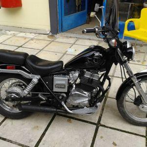 Honda Rebel cmx 250cc