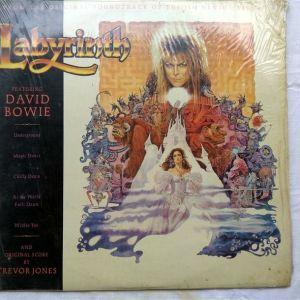 David Bowie, Trevor Jones - Labyrinth - Original Soundtrack (LP, άλμπουμ)