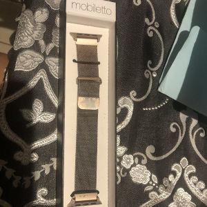Mobiletto Apple Watch λουράκι ροζ χρυσό