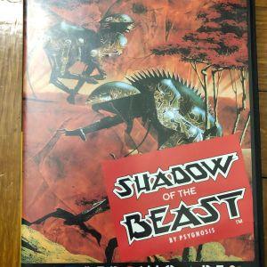 SEGA mega drive -Shadow of the beast παιχνιδη βίντεο