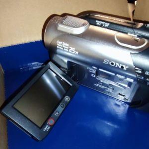 Sony DCR-DVD306 Handycam DVD Κάμερα